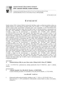 Dokument v OleContainer1 - Domů