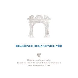 """""""Rezidence humanitních věd"""" ke stažení"""