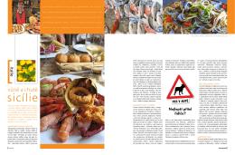 Chute a vůně západní Sicilie_Travel Focus_10:2014