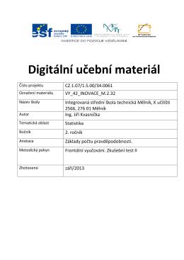 vy_42_inovace_m.2.32 - Integrovaná střední škola technická, Mělník