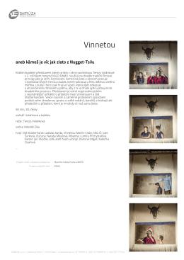 Vinnetou - Studio Damúza