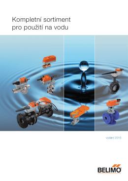 Přehled sortimentu pro vodu (PDF - 5.11 MB)