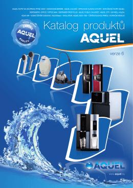 Katalog produktů