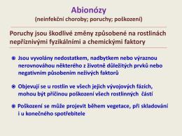 Abionozy - Fyto1