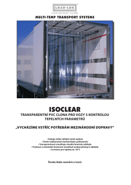 ISOCLEAR - Load-lok