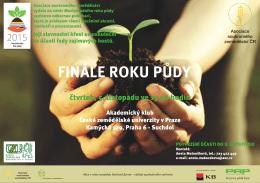 finále roku půdy - Asociace soukromého zemědělství ČR