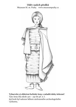 Oděv našich předků