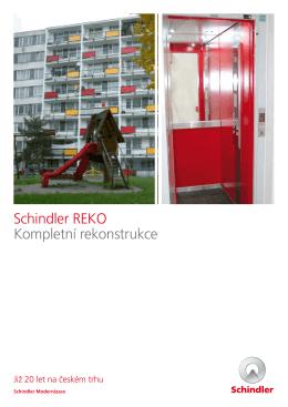 Schindler REKO