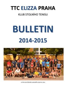 Stáhnout/otevřít Bulletin zde ZDE.