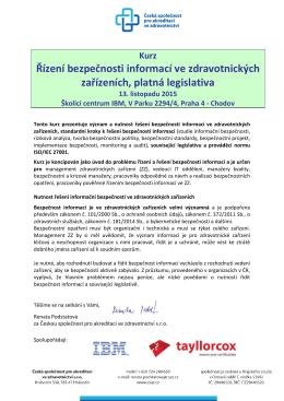 ZDE - ČSAZ - Česká společnost pro akreditaci ve zdravotnictví sro