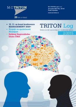 TRITON Log 2/2015 - MC