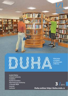PDF /8,1 MB - Duha - Moravská zemská knihovna v Brně