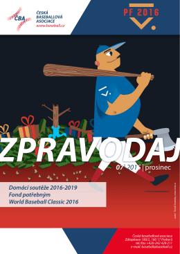 Zpravodaj ČBA 7/2015