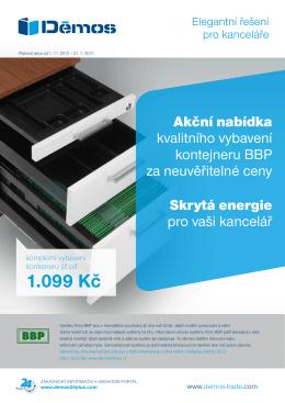 1.099 Kč - Démos trade, as