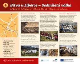 4 Bitva u Liberce – Sedmiletá válka