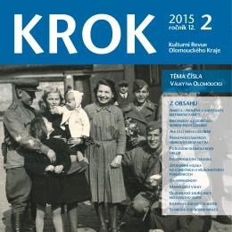 KROK 2/2015 - Vědecká knihovna v Olomouci