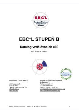 zde - EBC*L