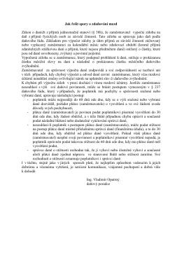 Noviny 7.2.15 Stížnost na postup plátce