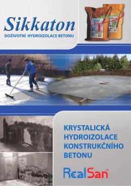 Sikkaton RealSan - Brožura