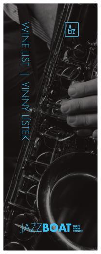 WINE LIST | VINNÝ LÍSTEK