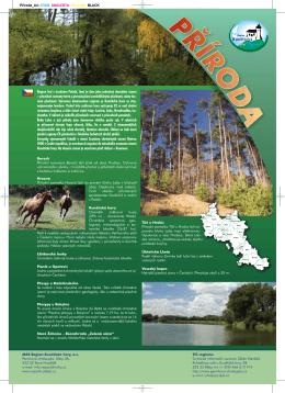 Příroda - MAS Region Kunětické hory