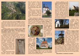 Místní část města Znojma nazývaná Hradiště se - Znojmo
