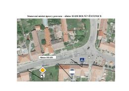 Stanovení místní úpravy provozu – silnice II/420 DOLNÍ VĚSTONICE