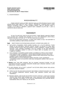 Vetpod_Krčín