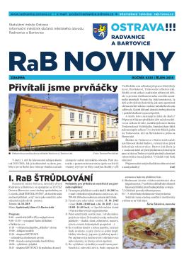 řÍjeN 2015 - Radvanice a Bartovice