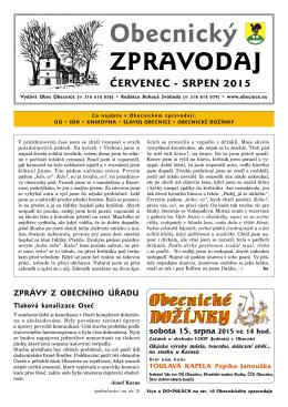 Ke stažení – Obecnický zpravodaj 7-8 2015