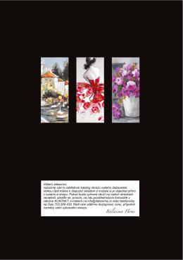 Katalog s obrazy