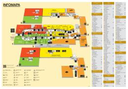 Mapa centra ve formátu PDF