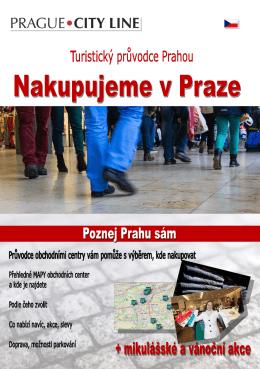 Nakupujeme v Praze