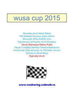 wusa cup 2015