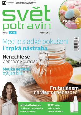 Stáhnout PDF - Svět potravin