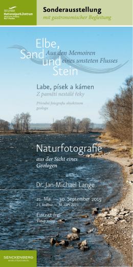 Elbe, Sand Stein und