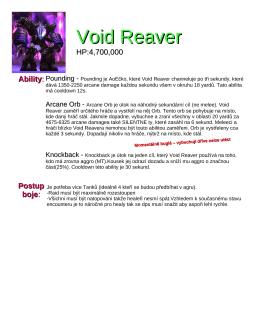 Void Reaver