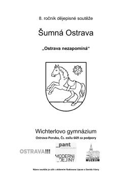 Stáhnout soubor... - Wichterlovo gymnázium, Ostrava
