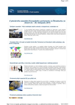 Newsletter listopad 2015(pdf520KB)