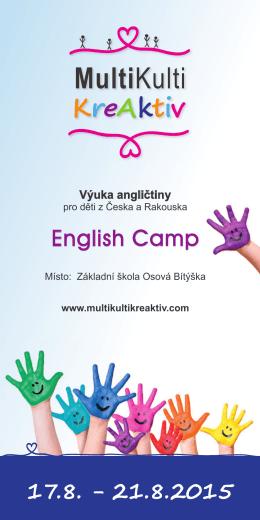 English Camp 2015