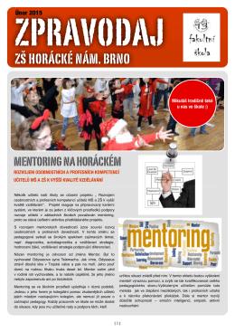 Zpravodaj 2015/1 - Základní škola Horácké nám.