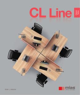 Katalog CL Line