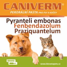 Caniverm - Bioveta