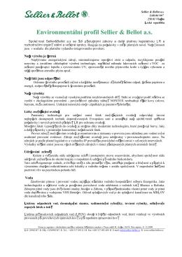 Enviromentální profil společnostipdf216.1 KB