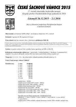 Litomyšl - Agentura 64
