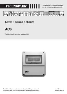 AC8 - TECHNOPARK.CZ
