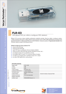 FLR-03 - Viakom