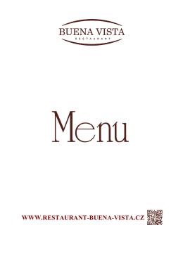 ZDE. - Restaurant Buena Vista