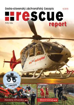 Rescue Report č.4