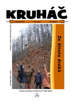 listopad 2015 - Skautské středisko Kruh Frýdek
